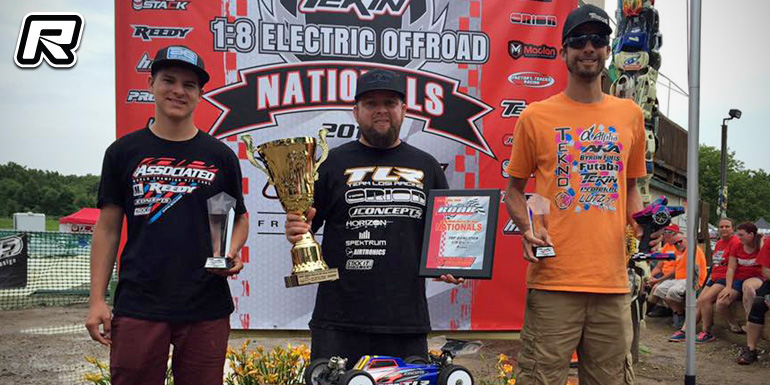 Maifield doubles at ROAR 1/8 EP Off-road & SCT Nats