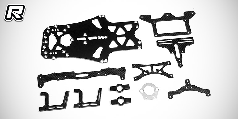 Reflex Racing RR12T2 conversion & geometry update kit