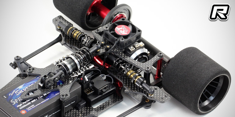 Roche Rapide P10W 235mm 1/10th scale pan car kit