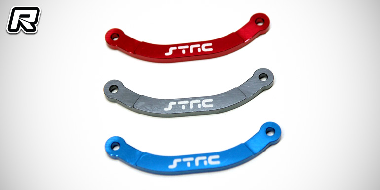 STRC Arrma 1/10th 2WD alloy option parts