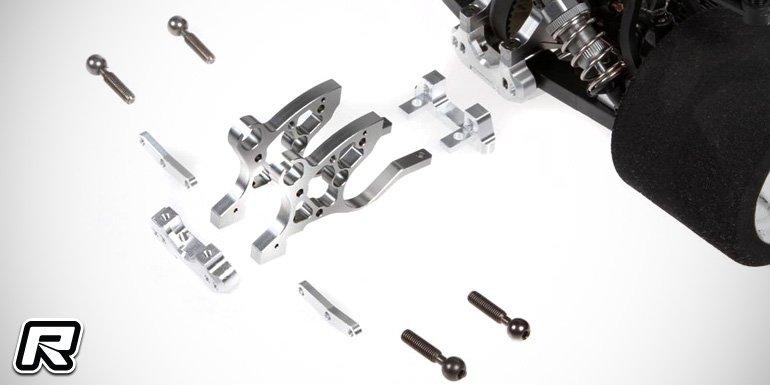 Serpent introduce new 977 option parts