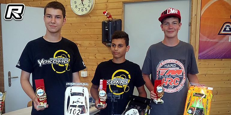 Giuliano Marra wins at Swiss Touring Nats Rd4