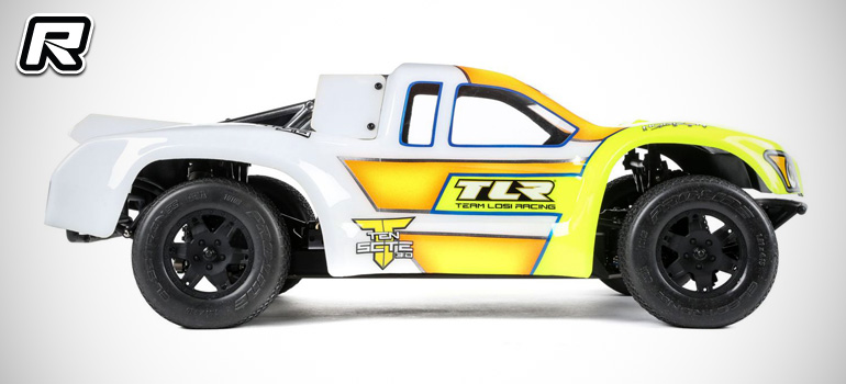 TLR TEN-SCTE 3.0 4WD SC truck – Coming soon