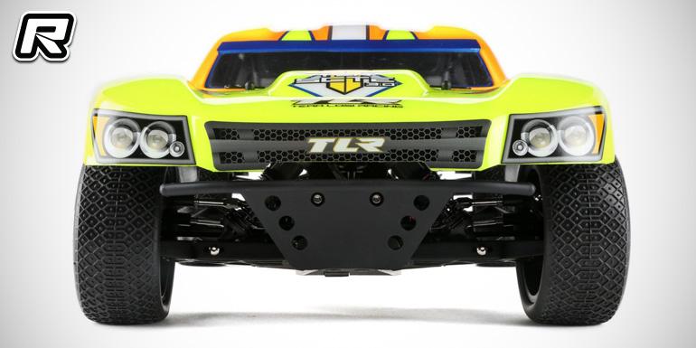 TLR TEN-SCTE 3.0 4WD short course truck kit
