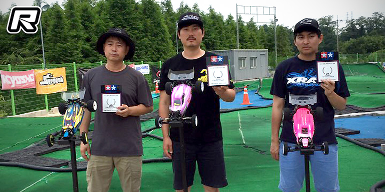 Ahn & Moon win at Tamiya Korea Cup
