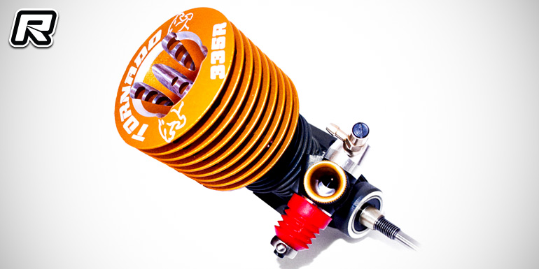 Tornado Racing 335R .21 off-road engine