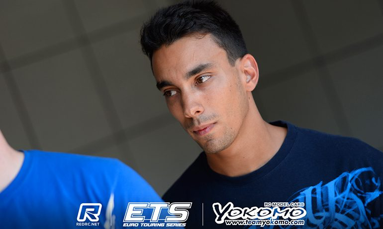 Coelho takes opening qualifier at ETS Finale