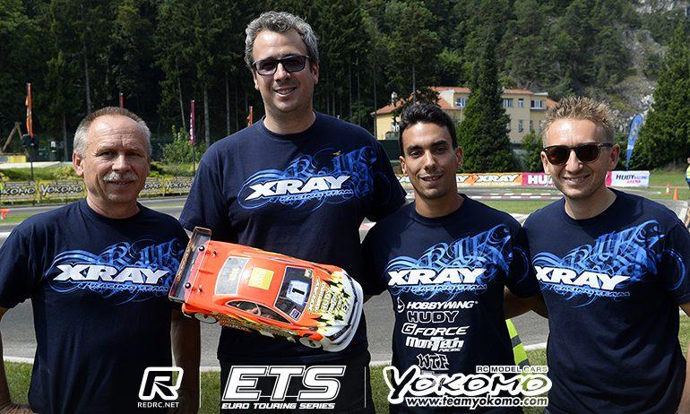 Coelho is new ETS Champion