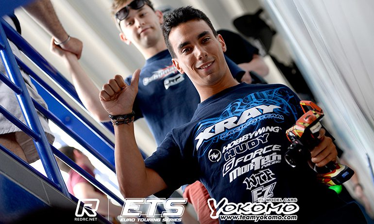 Coelho caps off ETS title victory with 3rd win