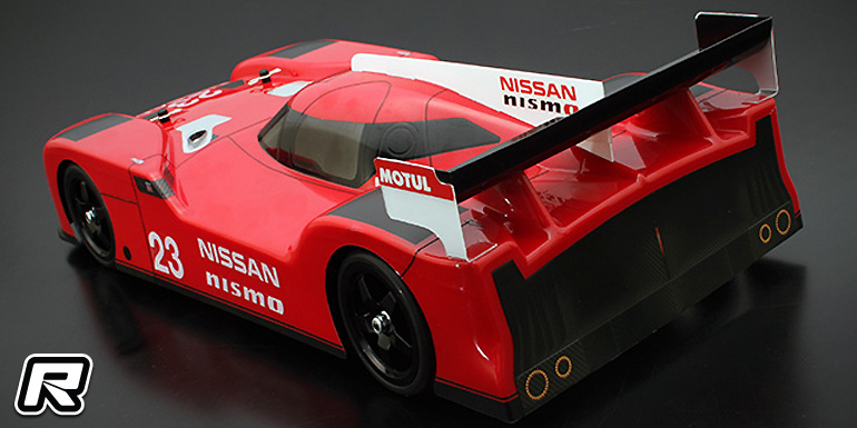 ABC Hobby Nissan GT-R LM Nismo FWD kit