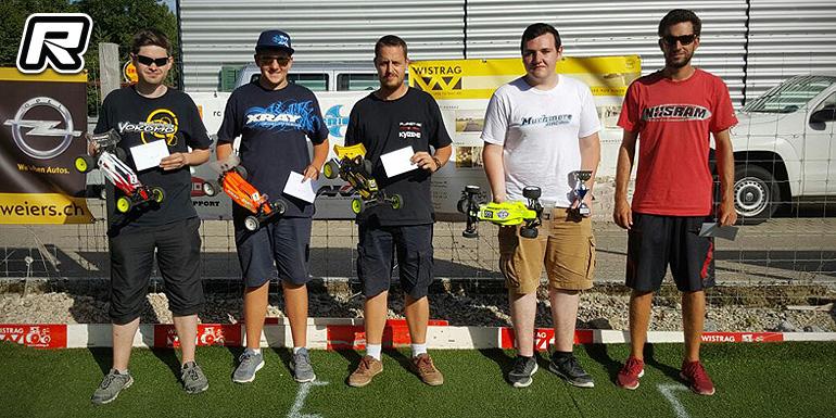 Schmidt & Vogt take wins at Alpencup Rd5
