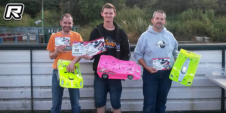 BRCA 1/8 Electric On-road National Rd6 – Report