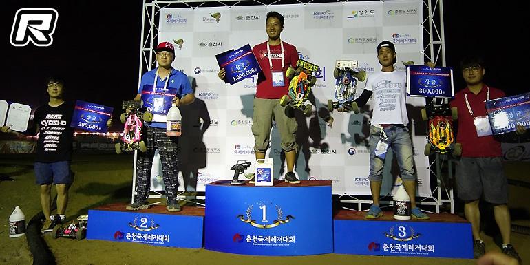 Takashiro wins Chunchoen Worldleisure Champs