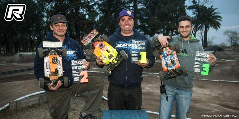 Nicolas Bregante wins at Cordobes Championship Rd1
