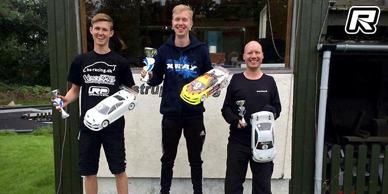 Mike Gosvig sweeps Danish On-road Nationals Rd3