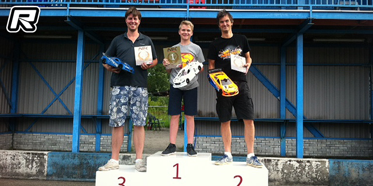 Milan Holthuis wins at Dutch 200mm Nationals Rd5