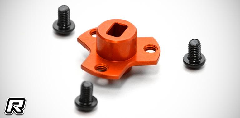 Exotek D216 chassis brace & direct spur mount