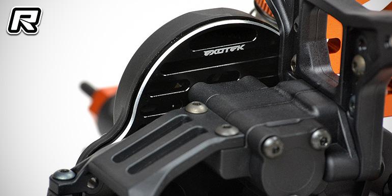 Exotek XB2 Dirt Edition Flite motor plate