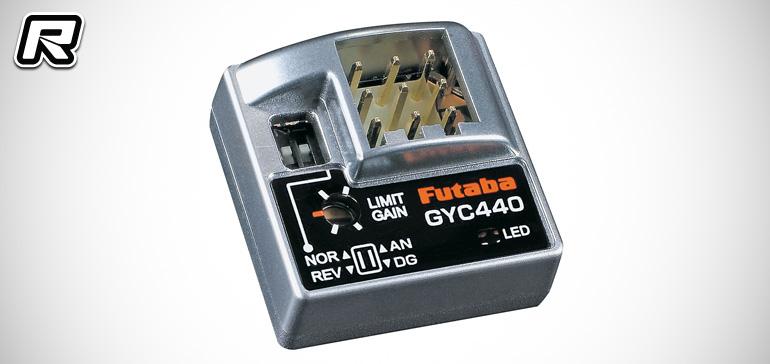 Futaba GYC440 car drift gyro & SBS-01C current sensor