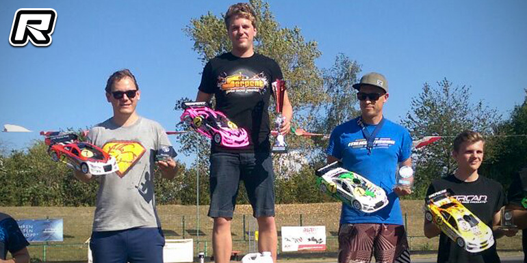 Dominic Greiner takes German 200mm National title