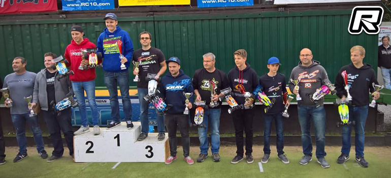 Neumann takes German 4WD Buggy & Racing Truck title