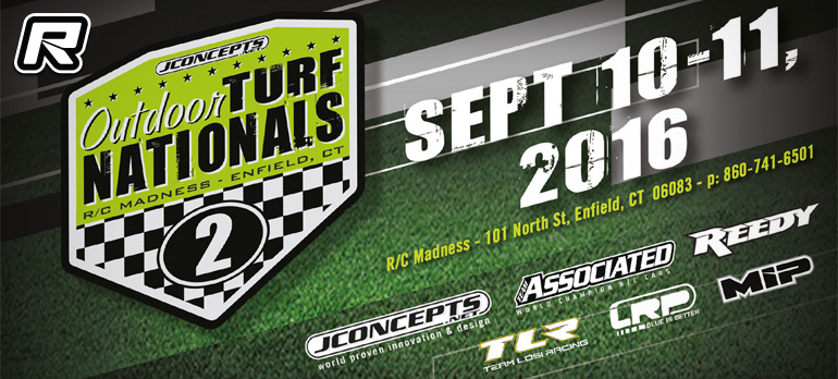 JConcepts 2nd annual Outdoor Turf Nationals – Announcement