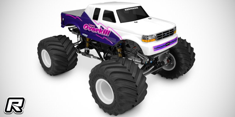 JConcepts 1993 Ford F-250 SuperCab MT body-1