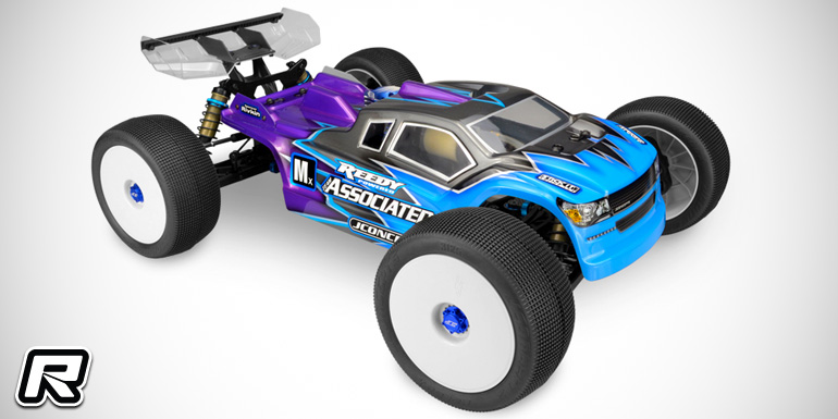 JConcepts RC8T3 Finnisher bodyshell