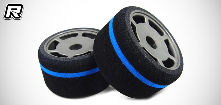 JFT 1/12th pan car control foam tyre