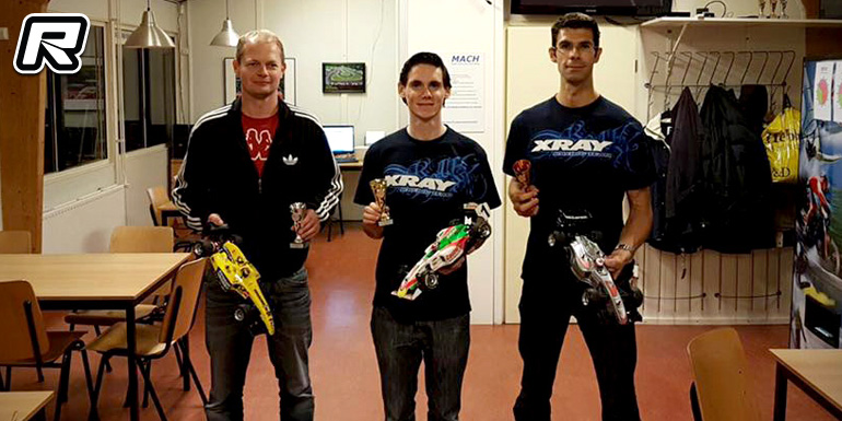 Jitse Miedema doubles at Heemstede club race Rd5