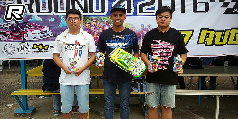 Amri, Ismail & Ryan win at Malaysia On-road Nats Rd4