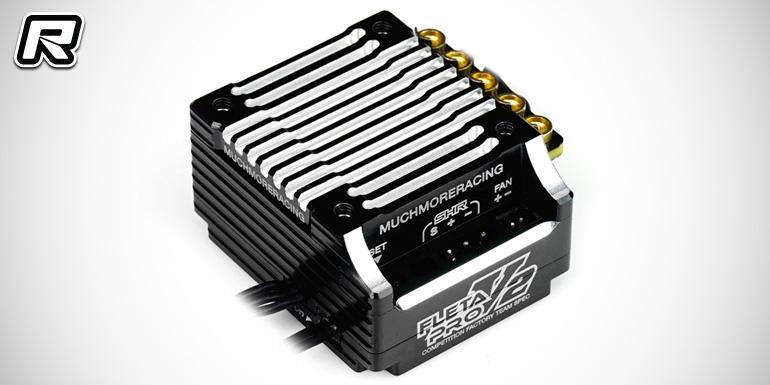 Muchmore Fleta Pro V2 brushless speed controller