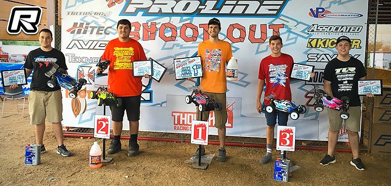 Lutz & Bornhorst sweep Pro-Line Shootout