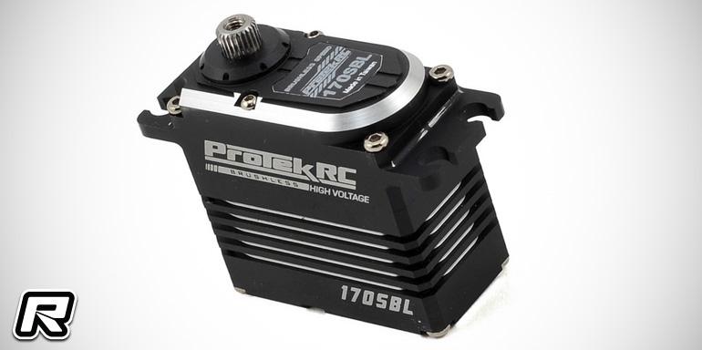 ProTek 170SBL Black Label high speed brushless servo