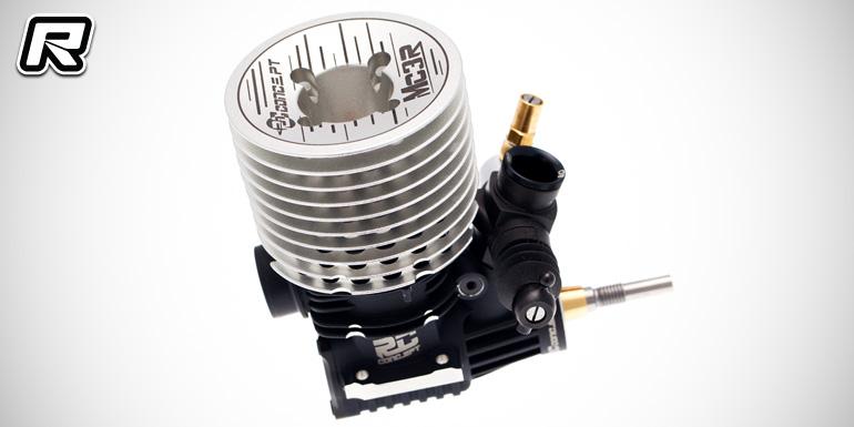 RC Concept MC3R nitro off-road engine