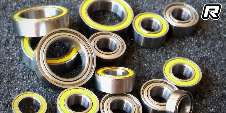 SRP Ultra ceramic ball bearings