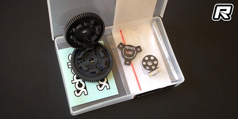Schelle Lockout Buggy Set & Pro Built B6 diffs