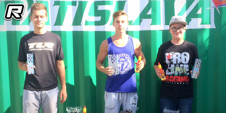 Grainer & Toth win at Slovakian Nationals Rd4