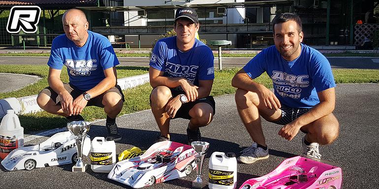 Nejc Mihelic takes Slovenian 1/8th On-road title