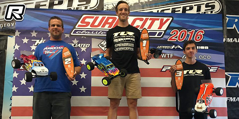 Ryan Cavalieri sweeps 2016 Surf City Classic