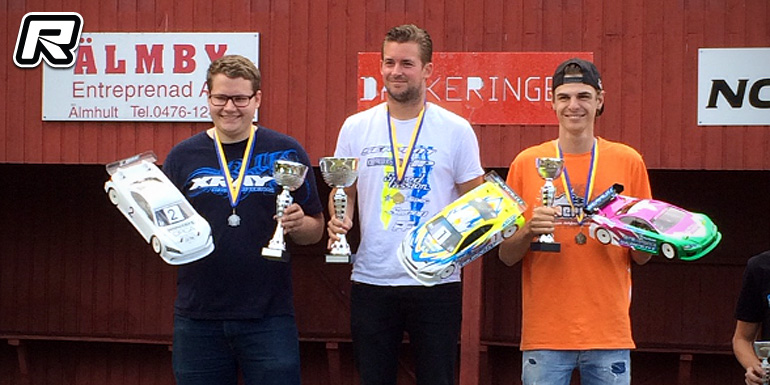 Wilck & Johansson win at Swedish On-road Nationals