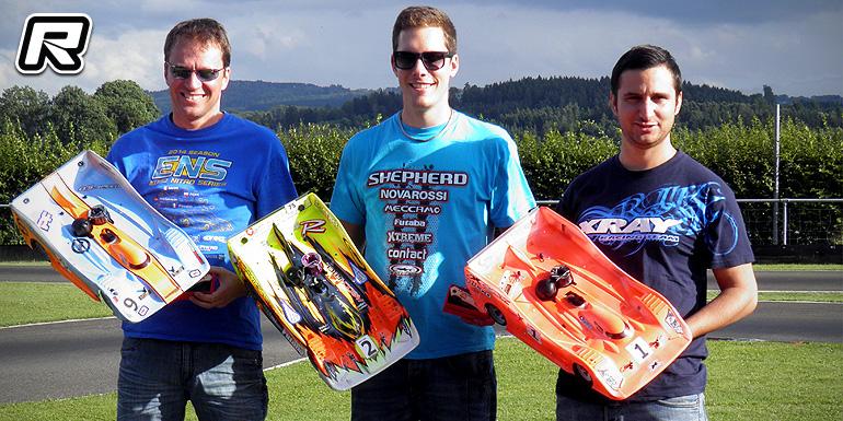 Simon Kurzbuch takes Swiss 1/8th Nitro On-road title