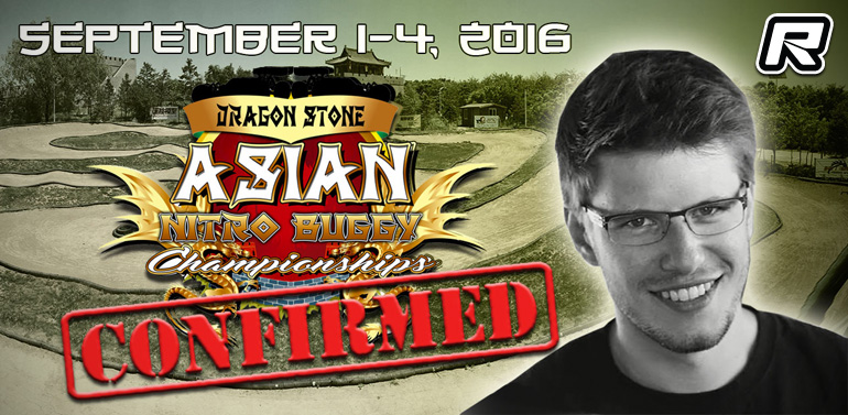 Jerome Treignier confirmed for Dragon Stone Champs