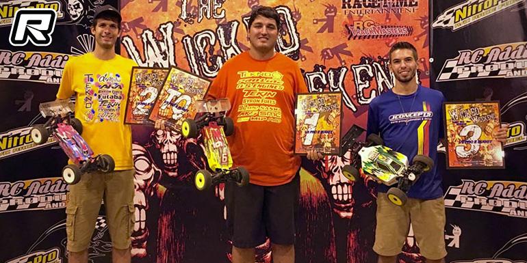 Bornhorst & Lutz win at Wicked Weekend