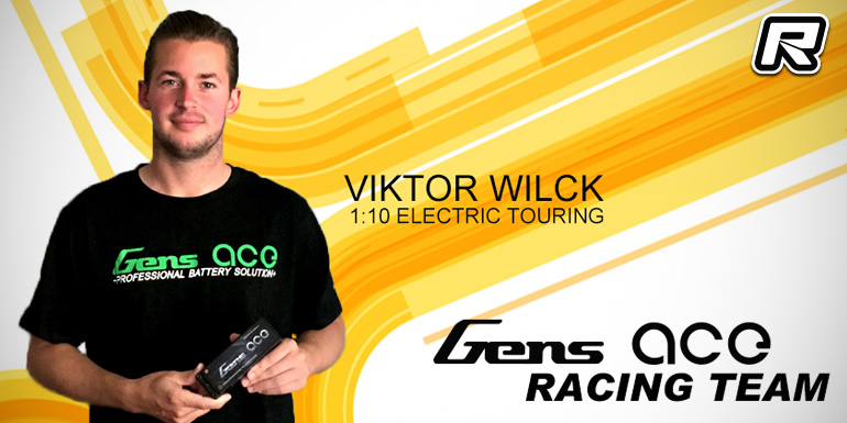 Viktor Wilck teams up with Gens Ace