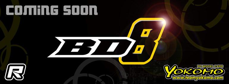 Yokomo BD8 coming soon