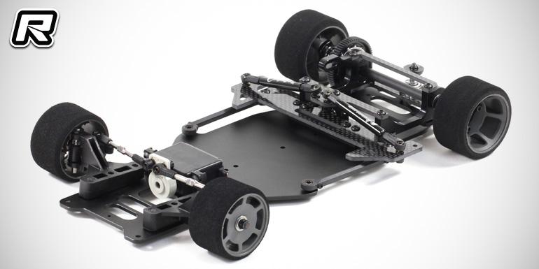Zen Racing RXGT12 1/12th scale pan car kit