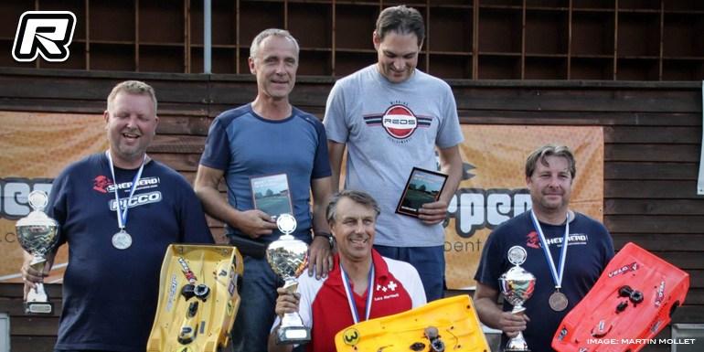 EFRA 40+ On-road European Championships – Report