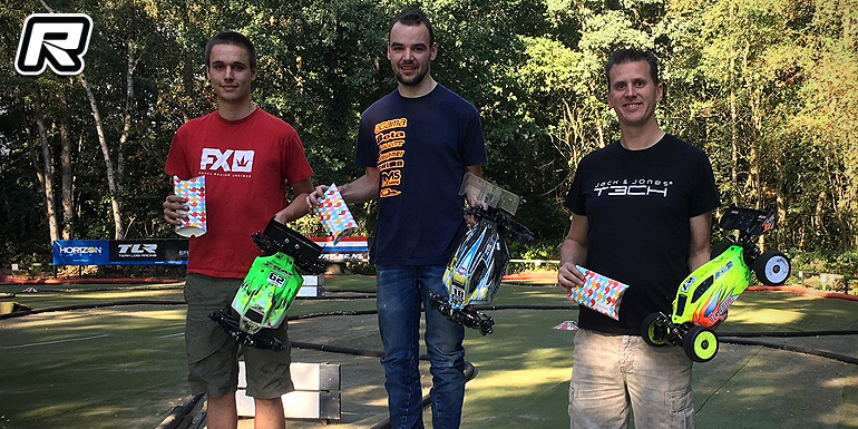 Bart Mullink TQs & wins 2016 BL-Cup Rd4