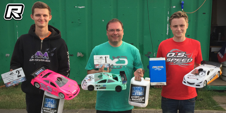 BRCA 1/10th IC National Series Rd7 – Report